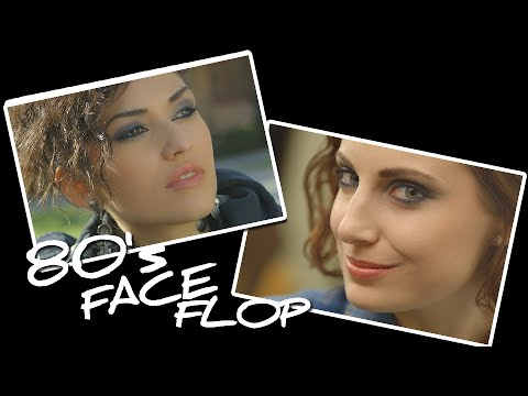 80's Look Face Flop! Rebel and Prep feat. Bree Essrig and Christiann Castellanos  That Movie Look