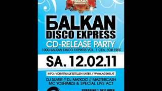 DJ Silver - House with Balkan Remix (ft. DJ Matkoo)