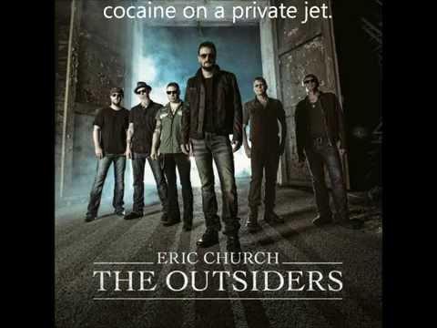 Eric Church - That's Damn Rock & Roll (Lyrics)