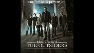 eric church thats damn rock roll lyrics