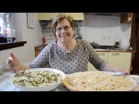 PASTA E FAGIOLI (CICATID FATTI IN CASA) - RICETTE DELLA NONNA MARIA
