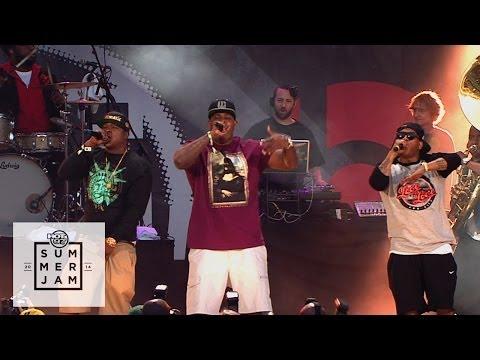 THE LOX live at Summer Jam 2014 (Part 1)