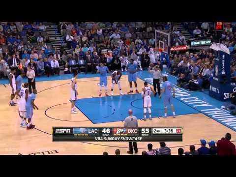LA Clippers vs Oklahoma City Thunder | Full Game Highlights | February 8, 2015