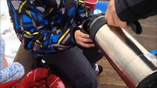Vlog: 23 февраля. Готовлю. На каток. Играем с детворой