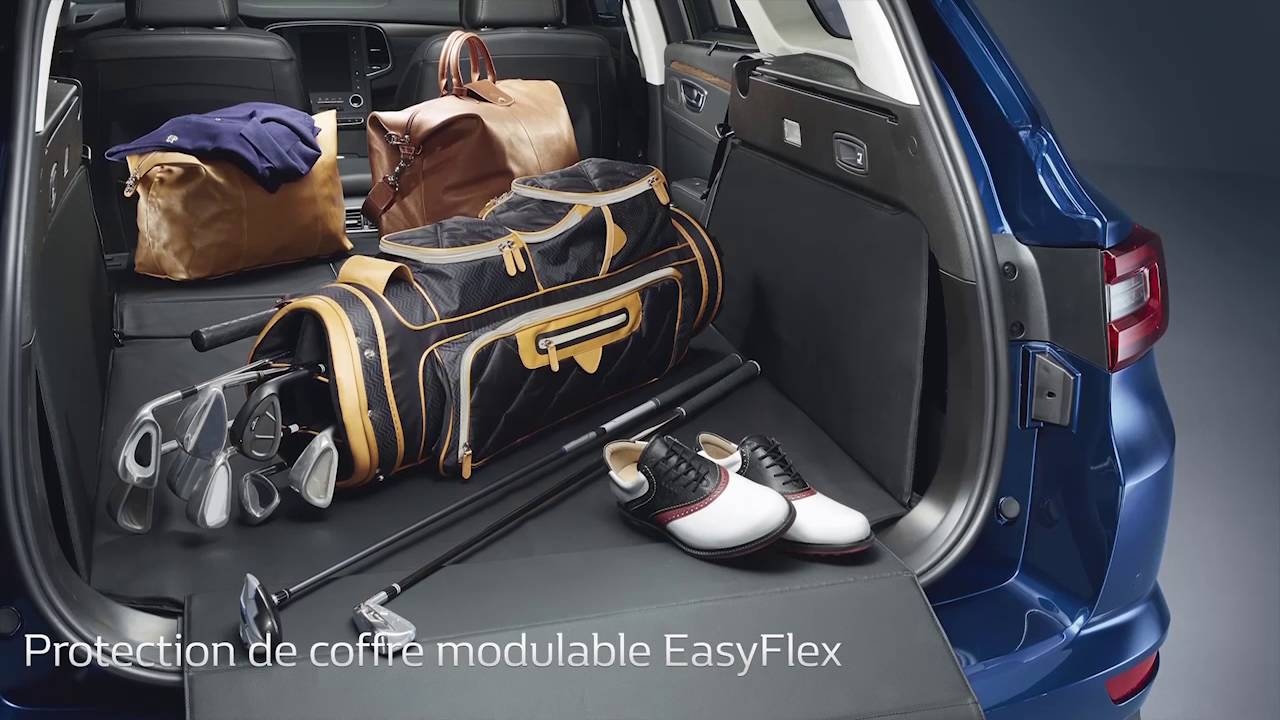 nos accessoires renault talisman estate youtube. Black Bedroom Furniture Sets. Home Design Ideas
