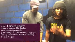 DYG at CAT choreography Thumbnail
