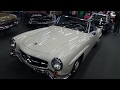 1959 Mercedes-Benz 190 SL - Exterior and Interior - Classic Expo Salzburg 2016