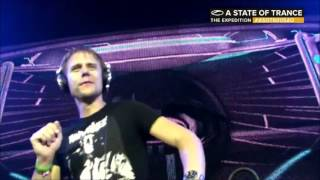 Armin van Buuren playing Alexandre Bergheau - Damavand on ASOT_SAO 600