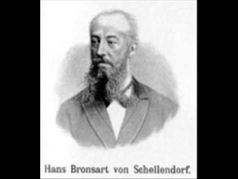 Hans Bronsart von Schellendorff: Piano Trio in G minor, Op. 1