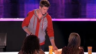 Americas Got Talent TEEN MAGICIAN BLOWS JUDGES AWAY | Collins Key | Vegas Week thumbnail