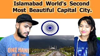Indian reaction on Islamabad World Second Most Beautiful Capital City | Swaggy d