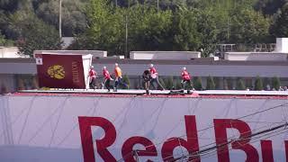 Red Bull Flugtag 2017, команда из Пушкино Перспектива