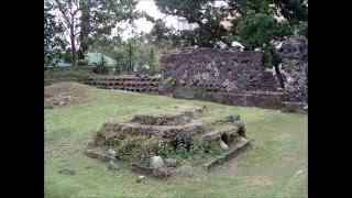 ermita ruins dimiao bohol philippines