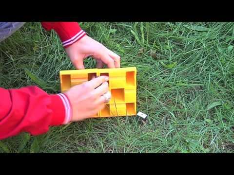 Fiamma 97901‐037 Chock Level Blocca Ruota