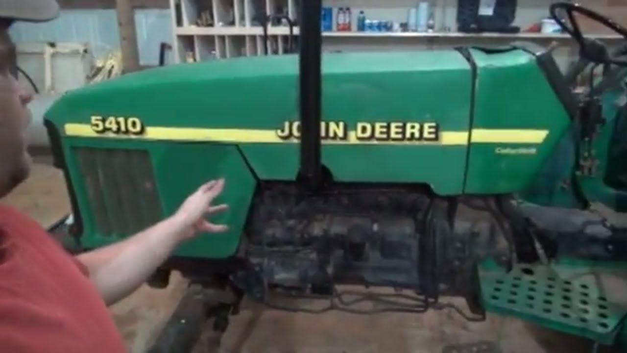 john deere tractor blows fuse fuel shutoff [ 1280 x 720 Pixel ]