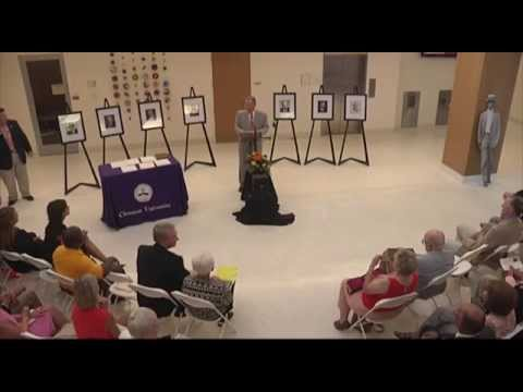 Frank Lever County Extension Hall of Fame Induction Ceremony