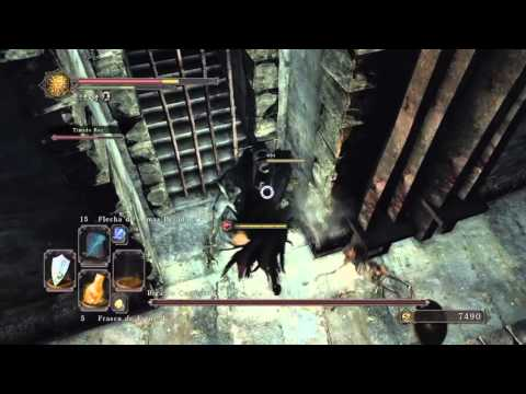 DARK SOULS II - BIGA DO CARRASCO (EXECUTIONER