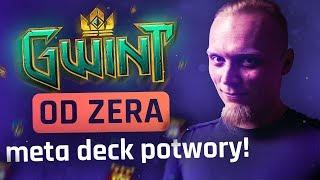Gwint - Meta Deck Potwory #1 Od Zera