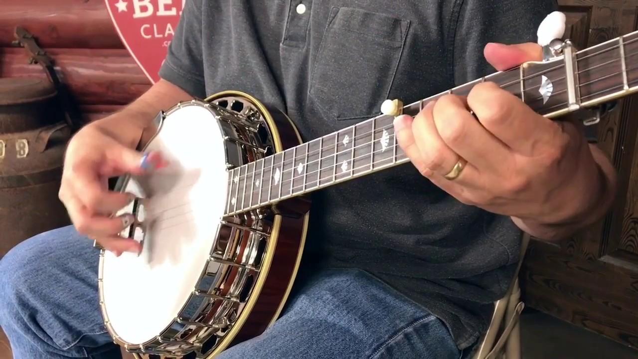 Recording King RK-M5 American-made Banjo