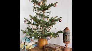 Classic & Vintage Christmas Tree - Martha Stewart