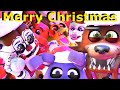 Baby Foxy Christmas - Baby Foxy's surprise FNAF SFM Animation Christmas Special