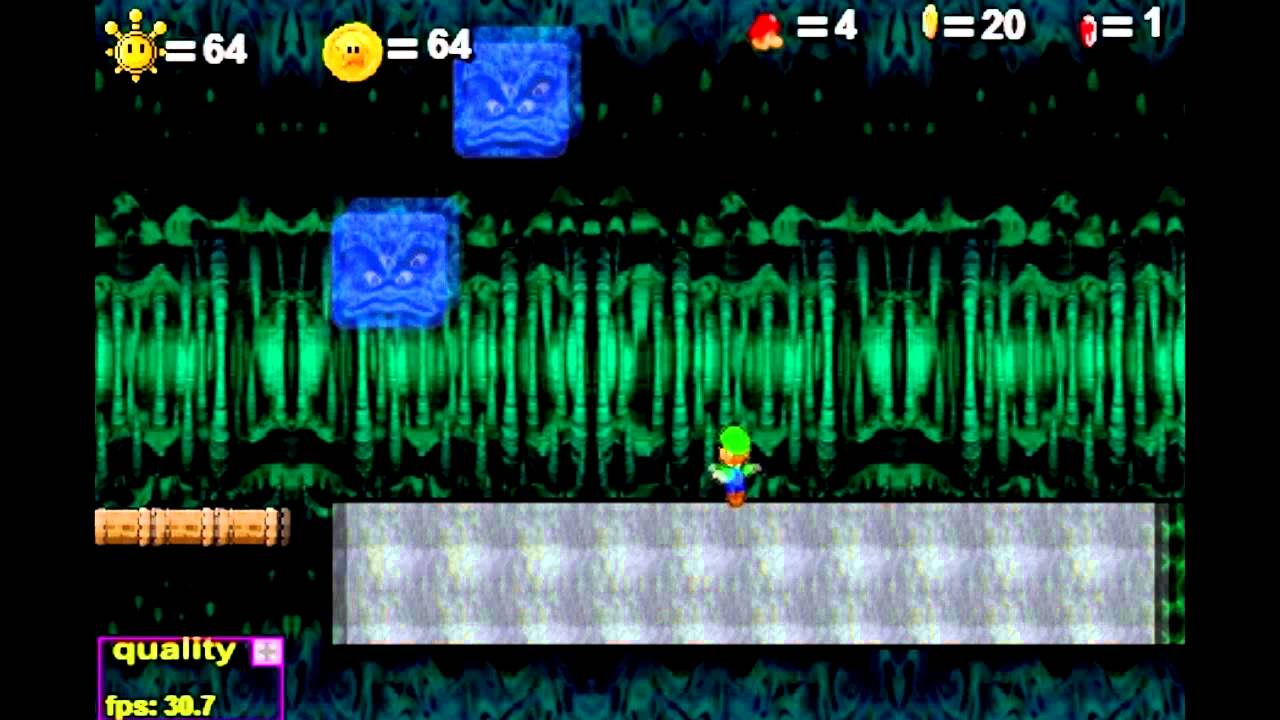 Lw Super Mario 63 Bowser In The Dark World
