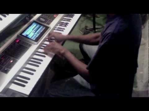 Austin Woodlin - Here I Am (Marvin Sapp) instrumental video
