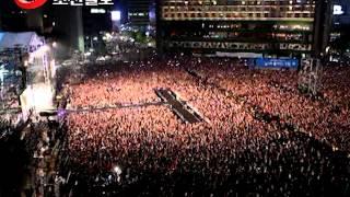 서울광장 싸이 무료 콘서트!!!