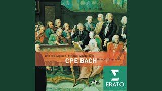 Harpsichord Concerto in C Major, H. 476, Wq. 43 / 6: II. Larghetto