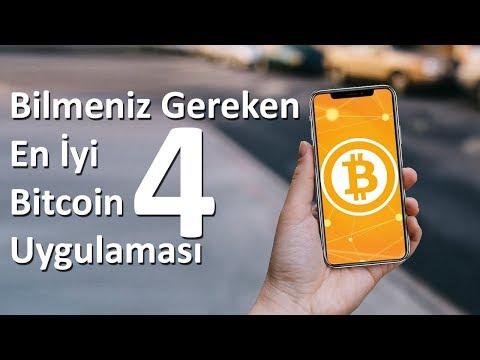 Bilmeniz Gereken En İyi 4 Bitcoin Uygulaması