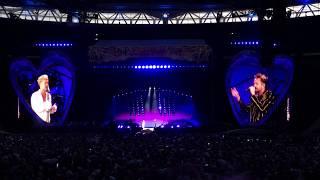 P!nk - 90 Days feat. Wrabel live @ Wembley London Beautiful Trauma World Tour