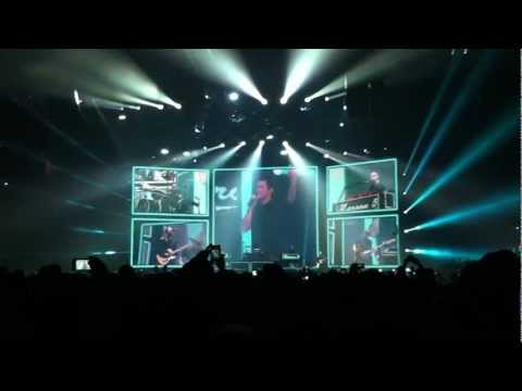 MAROON 5 PAY PHONE LIVE @ VERIZON CENTER 4/3/2013