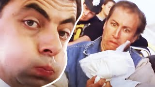 DIAPER Disaster! 👶 | Funny Clips | Mr Bean Official