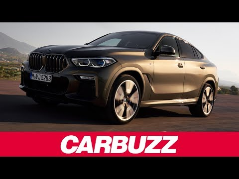 2020 BMW X6 First Drive Review: SUV Plus Coupe Equals Fun?