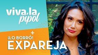 Pamela Díaz se borró tatuaje hecho en honor a una expareja - Viva La Pipol