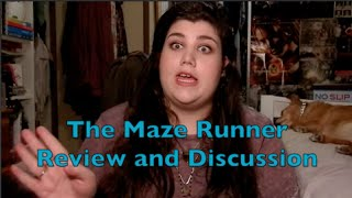 The Maze Runner: Book to Movie Review (Spoilers at end)