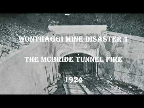 WONTHAGGI STATE COAL MINE - McBride Disaster 1942