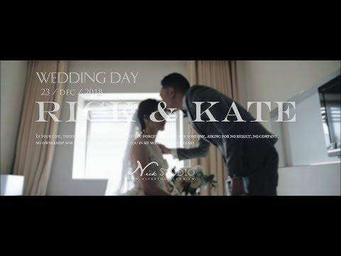 [婚禮錄影] 台北國賓 Rick & Kate 迎娶/宴客/SDE/快剪快播