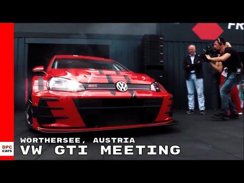 VW GTI meeting at Reifnitz am Wörthersee, Austria