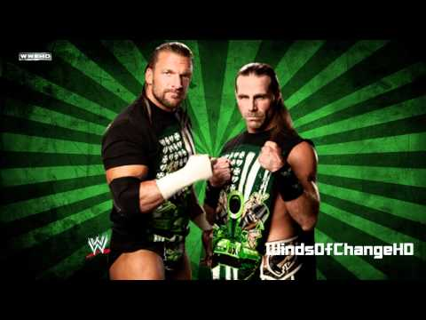 WWE D-Generation X 4th Theme Song
