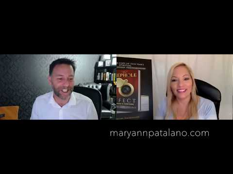 Maryann Locaparra (formerly Patalano)  interviews Steven Aitchison of Your Digital Formula