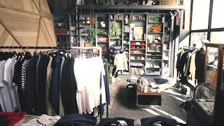 Kinfolk Bridges Japan, South of France and New York Retail Concepts