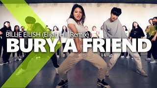 Billie Eilish - bury a friend (Elijah Hill Remix) WENDY Choreography.