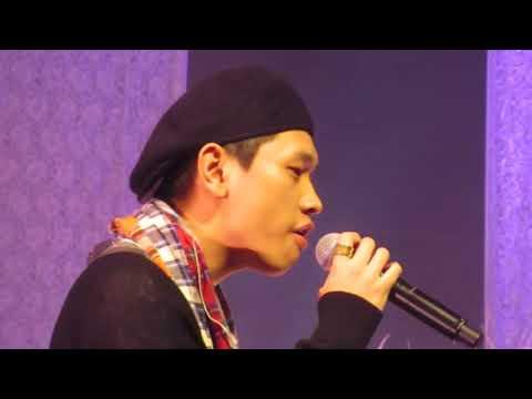 171119 Jeff Bernat 2017 Live In Seoul・제프버넷콘서트・크러쉬[CRUSH]what2do
