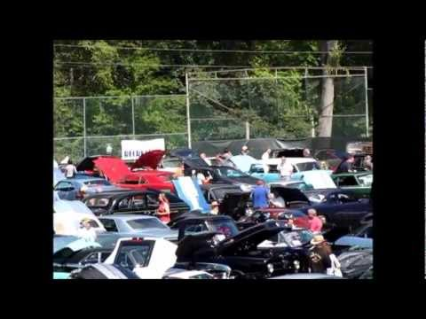Some pictures and short videos taken by Youtube user waltevo9 at the 2012 Pound Ridge PBA Car Show.