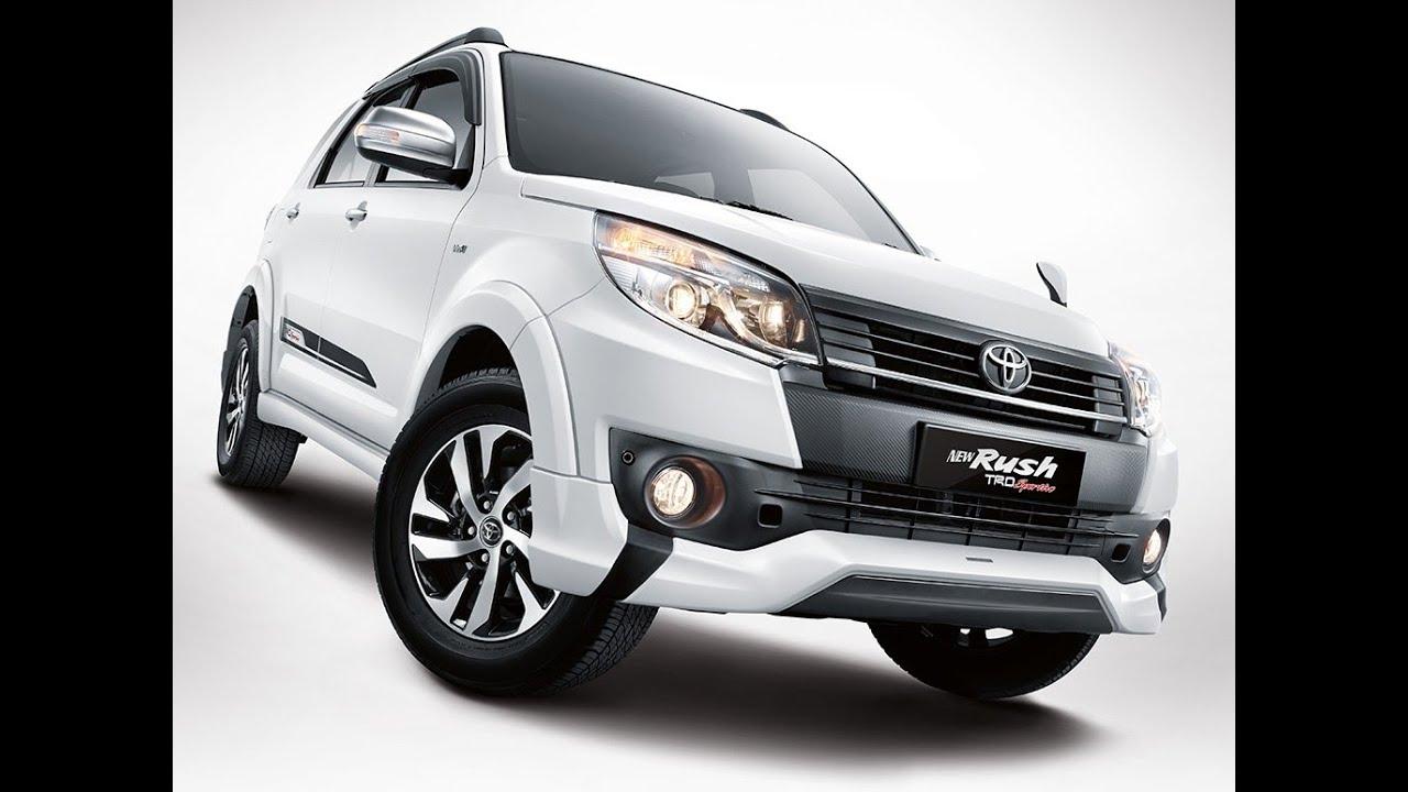 New Toyota Rush TRD Sportivo 2016 - YouTube