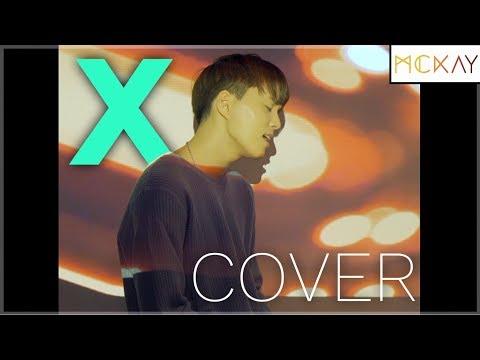 AFGAN - X | MCKAY COVER