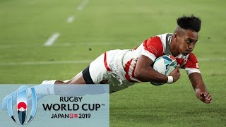 Rugby World Cup 2019: JPN vs RUS reactions, Day 2 Preview | Wake Up with the World Cup | NBC Sports Video