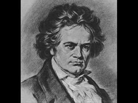 "Beethoven-Sonata for Piano and Violin no 5, ""Spring Sonata"" I"