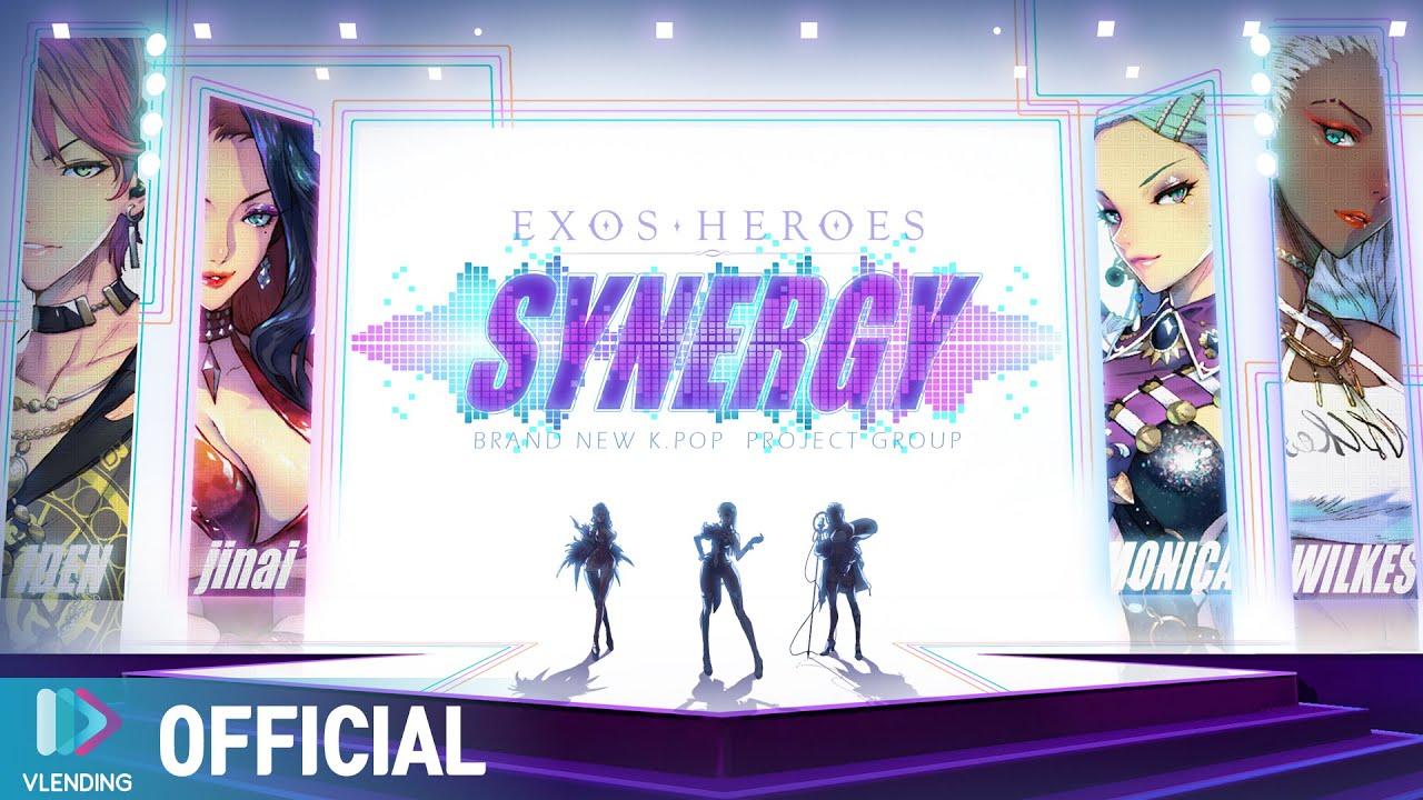 [MV] 니콜 - 시너지 (SYNERGY) [엑소스 히어로즈 OST Part.2 (EXOS HEROES OST Part.2)]